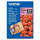 Hartie foto Brother BP61GLP - 4 x 6 inch, lucioasa, 20 coli