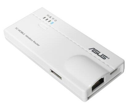 Router wireless N Asus WL-330N3G, 150 Mbps, 6 in 1