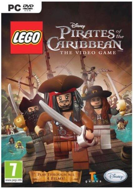 Joc PC LEGO Pirates of the Caribbean