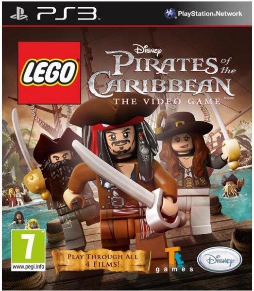 Joc consola LEGO Pirates of the Caribbean pentru PS3