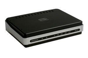 Router DIR-100 D-Link Router&Switch 4 porturi