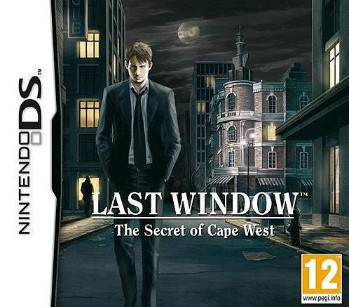 Joc consola DS Last Window: The Secret of Cape West