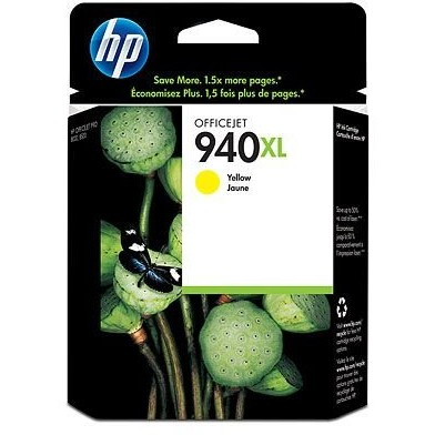 Toner HP 940XL ( C4909AE ) - 1400 pagini, Yellow