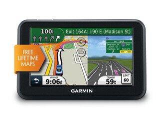 Navigator portabil GPS Garmin NUVI 40LM, 4.3 inch, Harta RO