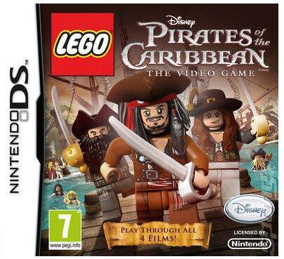 Joc consola LEGO Pirates of the Caribbean pentru Nintendo DS