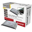 TV Tuner Kworld Standalone, External TVBox 1920ex