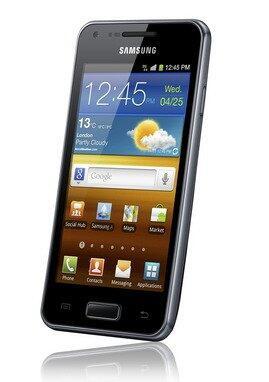 Telefon mobil I9070 Galaxy S Advance, negru