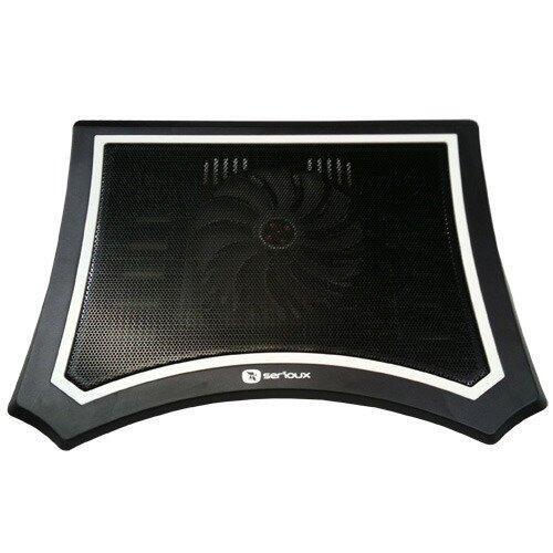 Cooler notebook Serioux SRX-NCP300B, max 17 inch