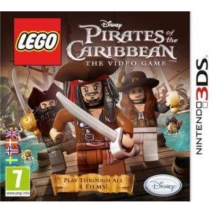 Joc consola LEGO Pirates of the Caribbean pentru 3DS