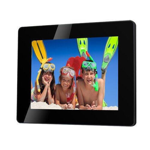 Rama foto digitala SmartArt 881MLED, 8 inch, 800x600, neagra