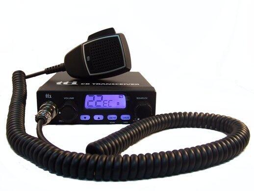 Statie radio CB TCB-1000 cu squelch automat, 4 W