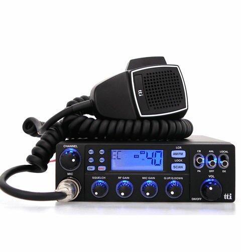 Statie radio CB TCB-880H, squelch automat, 25W (pentru Export)