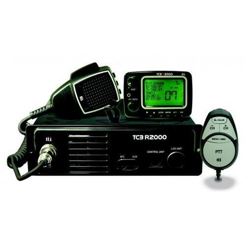 Statie radio CB TCB-R2000, squelch automat, 10W ( pentru export )