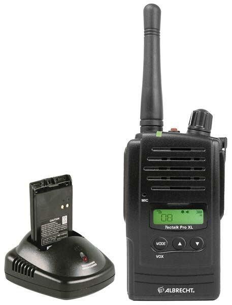 Statie radio Tectalk Pro XL, PMR, Portabila 0.5 W