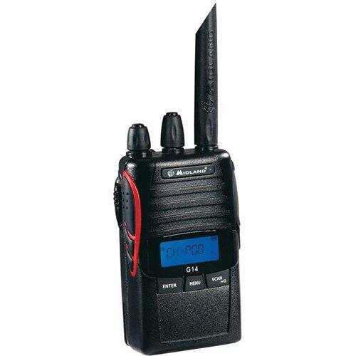 Statie radio G14 portabila, 0.5 W
