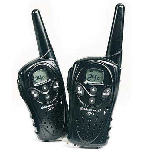 Statie radio G5 XT, set cu 2 bucati, portabila