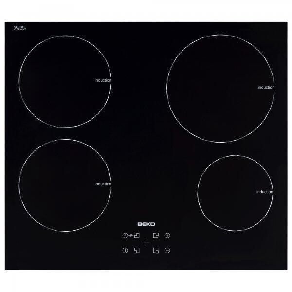Plita Incorporabila HII64400AT_N cu inductie, neagra
