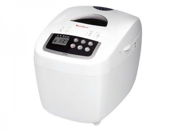 Masina de paine OW110131, 600 W, 12 programe, Alba