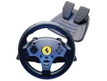 Volan Thrustmaster Universal Challenge 5-in-1 Racing Wheel (PC/PS2/PS3/GC/Wii)