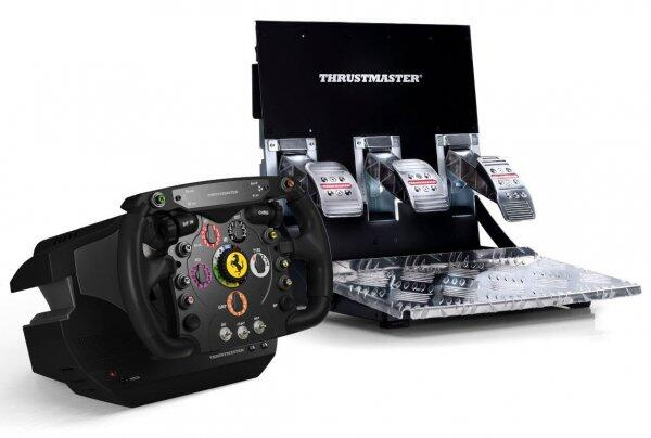 Volan Thrustmaster Ferrari F1 Wheel Integral T500 (PC/PS3)