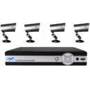 PNI DVR kit supraveghere video House PTZ04 + 4 camere exterior