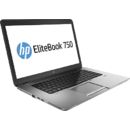 Notebook HP EliteBook 750 G1, procesor Intel Core i5 4210U 1.7GHz, 4GB RAM, 500GB HDD, Windows 8.1
