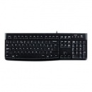 Tastatura Logitech Oem USB OEM K120 Black layout germana