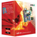 Procesor AMD A4-3400, 2.7 GHz, Socket FM1, 65 W