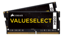 Corsair Value Select, DDR4, 2 x 16 GB, 2133 GHz, CL15, 1.2V, kit