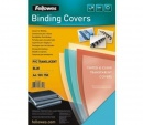 Fellowes Binding cover clear 180 mic A4 5375901, 100 buc