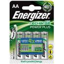 Acumulator 7638900249101 , ENERGIZER Power Plus, AA, HR6, 1.2V, 2000mAh, 4 pieces