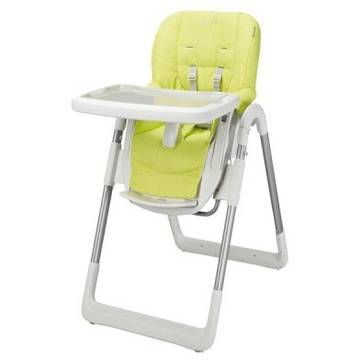 Scaun de masa Bebe Confort High Chair Kaleo Animals Green
