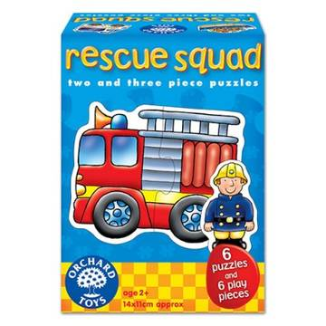Orchard Toys Rescue Squad (6 Puzzles)