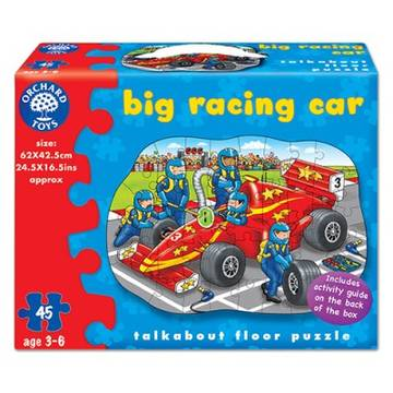 Orchard Toys Big Racing Car