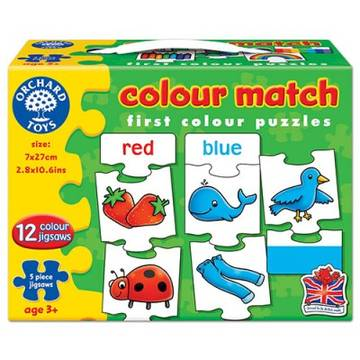 Orchard Toys Colour Match